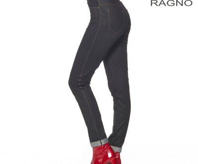 Women's Clothing Adroit Leggings Donna A Fantasia Nero Bianco Skinny Pantaloni Modello Elastico Taglia Clothing, Shoes & Accessories